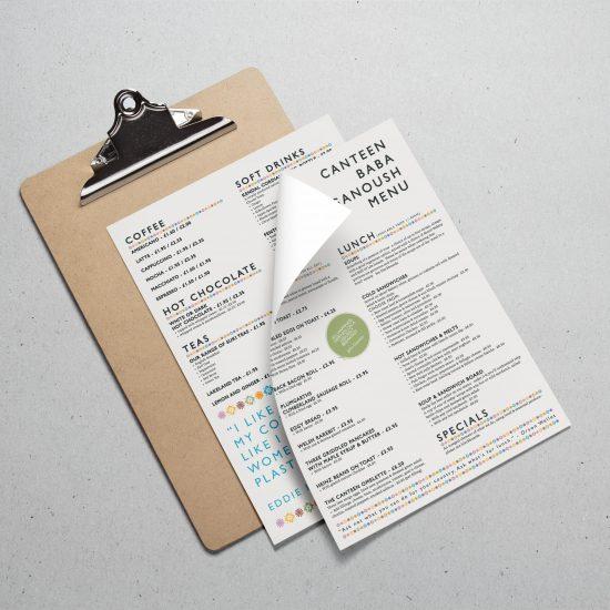 babag-menus